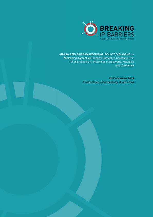 Breaking IP Barriers Meeting Report